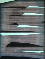 130x100cm interference velvet