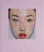 29x25cm oil canvas MDF