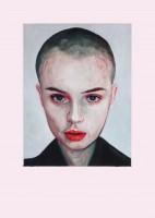 32x23cm oil canvas