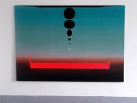 160x230cm acrylic on canvas