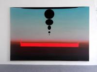 180x260cm acrylic on canvas