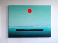 130x170cm oil, acrylic on canvas