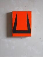 24x18cm enamel neon fabric