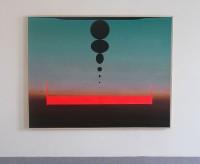 150x193cm acrylic on canvas