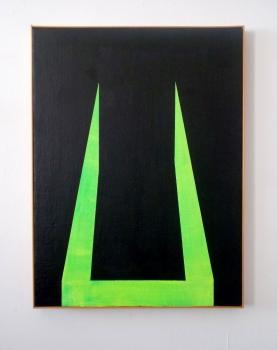 40x30cm acrylic wax canvas