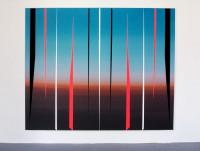 230x280cm acrylic sand  canvas