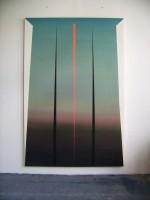 210x140cm acrylic on canvas