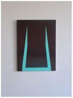 80x60cm acrylic sand canvas